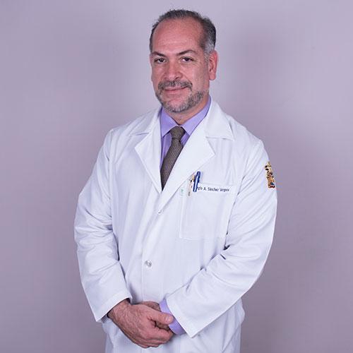 Dr. Sergio A. Sanchez Vergara